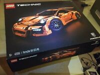 Lego 42056 Technic Porsche GT3RS brand new and sealed - unwanted gift