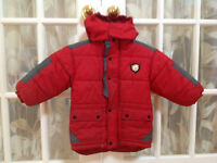 winter snow suit, size available in 4, 5, 6, Excellent condition