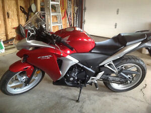 2011 Honda CBR 250 For Sale