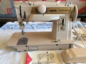 Singer 411G Sewing Machine