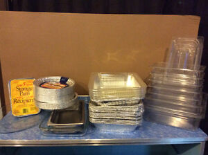 Bake ware and Prep table ware