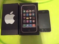 Apple iPhone 3GS 16GB black boxed