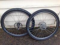 Shimano Mountain Bike Wheels