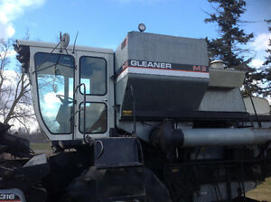 Very Clean Gleaner M3 Corn and Soy Special