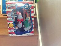 Cat in the hat inflattable