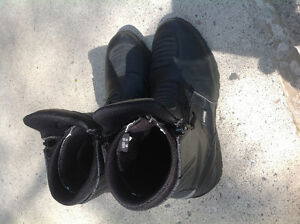 Motorcycle boots, man's