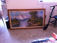 2 Beautiful Paintings For Sale