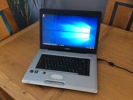 Laptop, windows 10