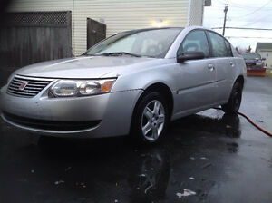 2007 SATURN ION FULLY LOADED WINTER TIRES ONLY $1999