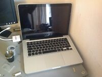 "Macbook Pro 13"" 2010 Native Instruments Ableton Reason Logic"