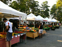 Farmers Market Vendors Wanted