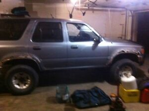 Looking for 4 runner or 4runner parts