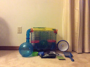 Hamster Cage / Accessories