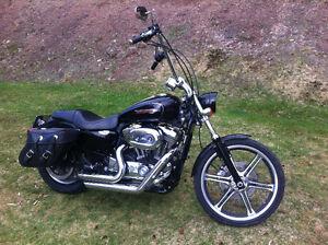 2010 Harley sportster1200