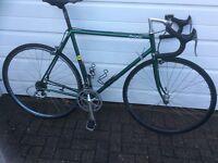 80's cro-moly road bike Dura-ace Ultegra 600 56cm