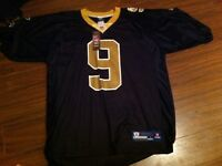 Drew brees game jersey