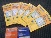 French Maps & Measurer