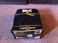EVERLAST leather BOXING Punch-Gloves/Mitts  - Training