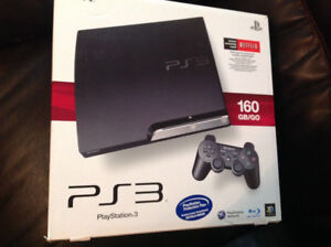 Unopened PS3 - Playstation 3