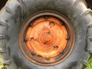 Wanted wheel weights for a 1945 LAI case tractor.