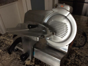 Commercial Grade Berkel Meat and Cheese Slicer - OBO