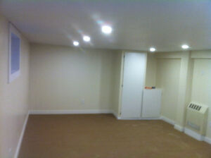 BRAND NEW - TOP TO BOTTOM - 800 sq.ft. - 1 Bedroom