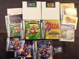 Gameboy Advance Lot All Complete