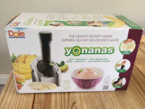 Dole Yonanas Healthy Dessert Maker