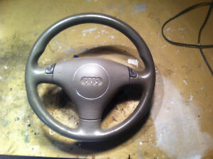 Three spoke AUDI A4 B6 STEERING WHEEL / Volant 3 branches