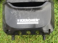 Karcher Power Wash wall mount with built in Dooket