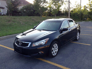 HONDA ACCORD 2009 EXL***LEATHER ROOF***
