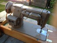 Singer 306k vintage electric sewing machine