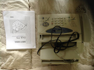 Brother intellifax 775 Fax/phone/copier