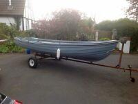 16ft open boat