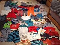 Baby clothes 12-18months