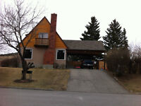 COCHRANE  HOME FOR RENT