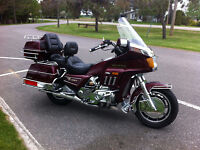 1984 HONDA GOLDWING INTERSTATE GL1200 Trois-Rivières Mauricie Preview