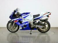 2001 Y SUZUKI GSXR 600 K1 - BUY ONLINE 24 HOURS A DAY
