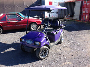Club cart ds electric