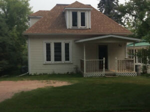 House for rent or for sale in Melita, MB