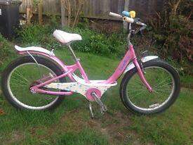 Ladies Giant Bella Bike