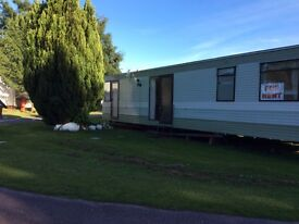 Caravans for long let at Brodie near Forres Morayshire