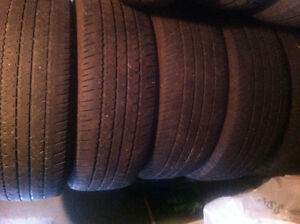 14,15,16,17,18, each tire for 25$