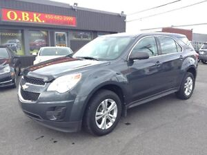 Chevrolet Equinox AWD-LS-MAGS-GROUPE ELECTRIQUE 2011