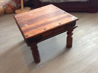BARKER & STONE HOUSE SOLD WOOD TABLE