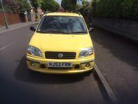 Suzuki ingus 5 door hatch 2002 Reg NEW CLUTCH FITTED