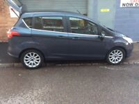 2014 Ford B Max for sale with minor damage