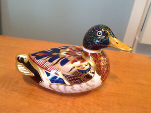 Royal Doulton duck figurine
