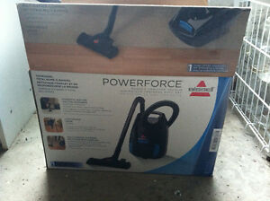 Bissell Powerforce Canister Vacuum