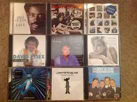 Assortment of CDs (choose the ones you want [£1 each] )